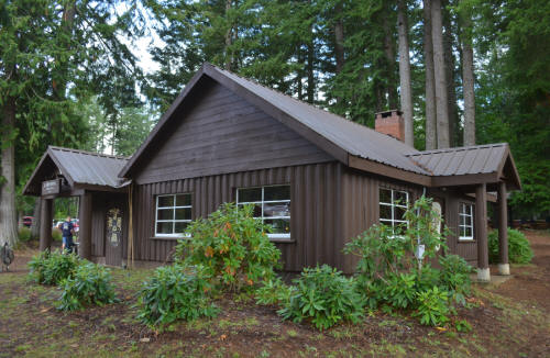 The Al Lewis Lodge