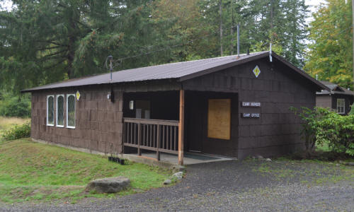 Camp Thunderbird Camp Office